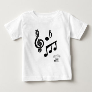 DTJ MUSICAL NOTES BABY T-Shirt