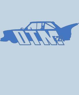 DTM E21 Retro Tshirts