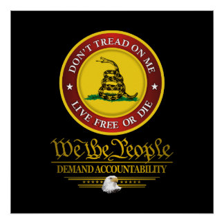 DTOM -Demand Accountability Poster