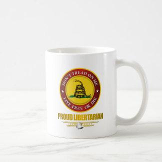 DTOM -Proud Libertarian Mug