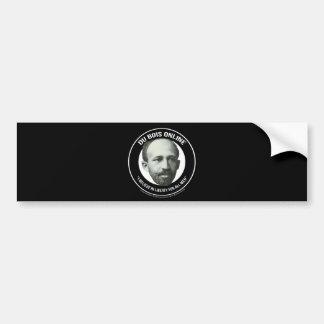 Du Bois Online Bumper Stickers