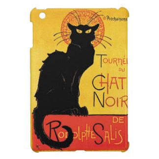 Du Chat Noir Black Cat Salis iPad Mini Case