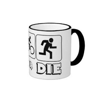 DU or Die Ringer Mug