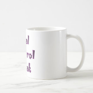 Dual Control Freak Basic White Mug