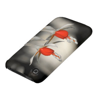Dual Fuchsia iPhone 3 Cases