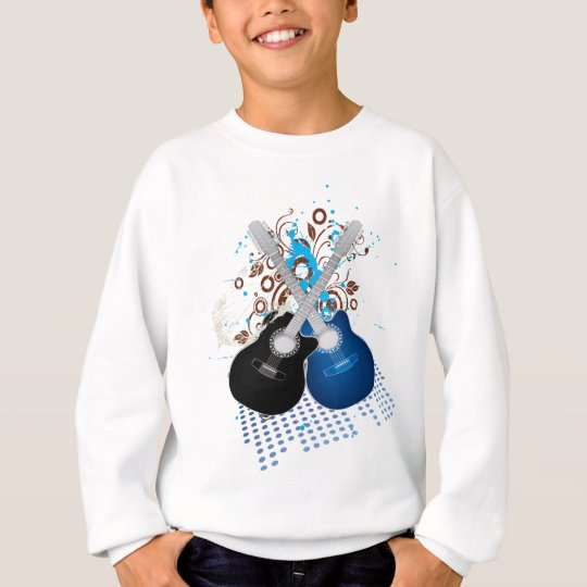 Dual Guitars Sweatshirt