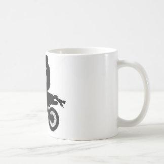 Dual Sport Basic White Mug