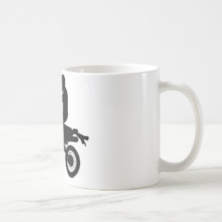 Dual Sport Classic White Coffee Mug