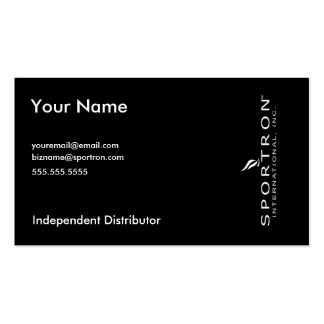 Dual Viva Volt Standard Business Card