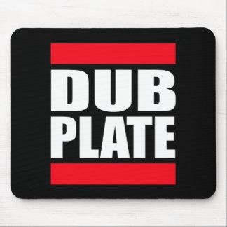 Dub Plate Dubplate Mouse Mat