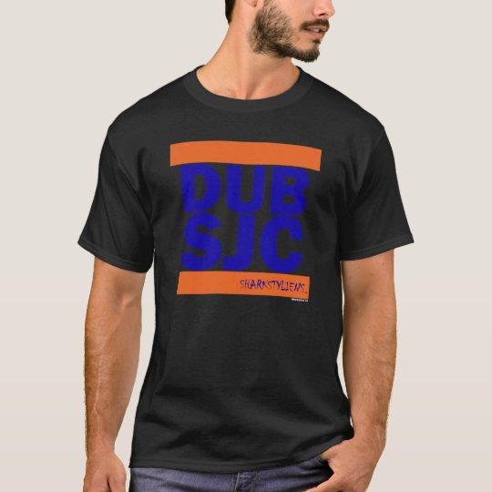 DUB SJC - BLK T-Shirt