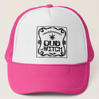 Dub the Witch Trucker Hat