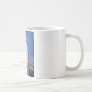 Dubai Burj Al Arab Hotel (by St.K) Coffee Mug