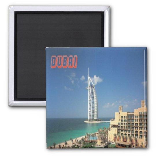 Dubai City UAE Fridge Magnet Souvenir