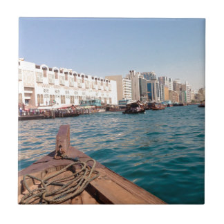 Dubai Creek Small Square Tile