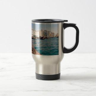 Dubai Creek Travel Mug