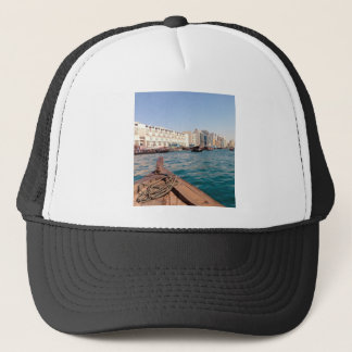 Dubai Creek Trucker Hat