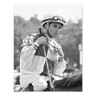 Dubai Derby winning jockey Joel Rosario Photo