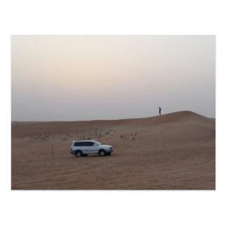 Dubai Desert Safari Postcard
