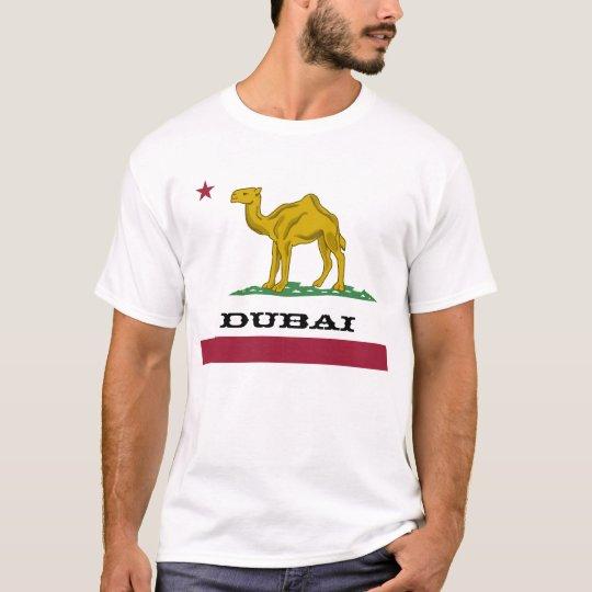Dubai not California Republic T-Shirt