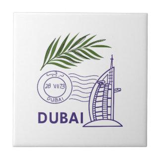 Dubai Small Square Tile