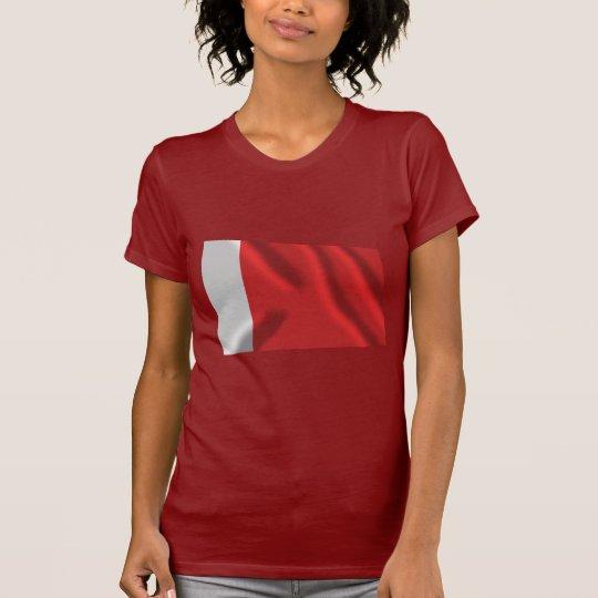 Dubai Waving Flag T-Shirt