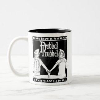Dubbel Trubbel Coffee Mug