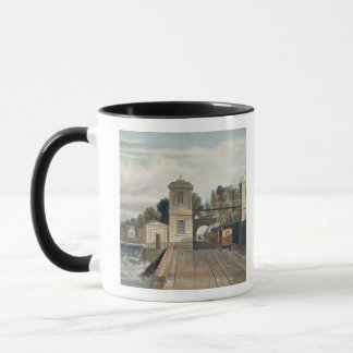 Dublin and Kingstown Railway: Granite Pavilions an Mug