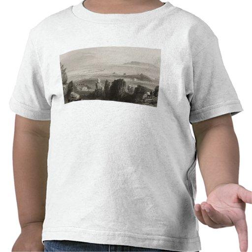 Dublin Bay from Kingstown Quarries Tee Shirt