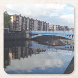 Dublin Bridge Reflection Coaster