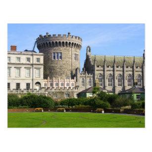 Dublin castle postcards zazzle uk