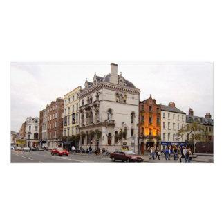 Dublin City Panorama Card