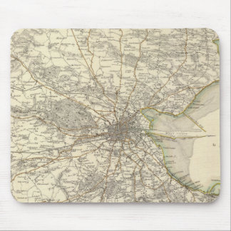 Dublin environments mouse mat