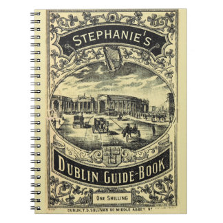Dublin Guide Book Personalized