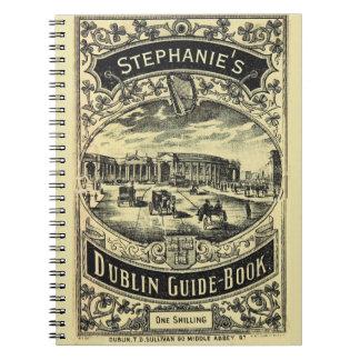 Dublin Guide Book Personalized