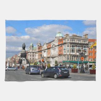 Dublin. Ireland Hand Towel