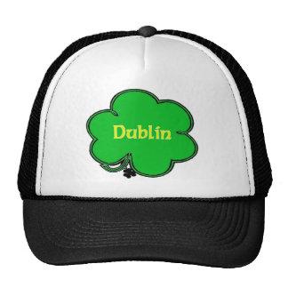 Dublin, Ireland Trucker Hats