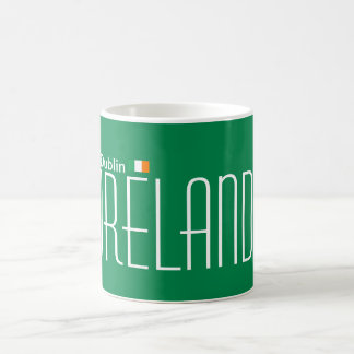 Dublin, Ireland Mug