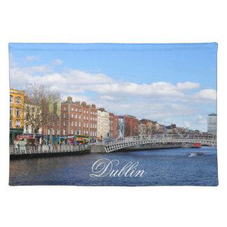 Dublin. Ireland Placemat