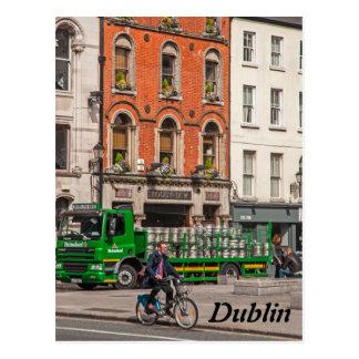 Dublin, Ireland Postcard