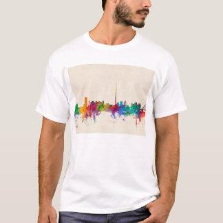 Dublin Ireland Skyline Cityscape T-Shirt