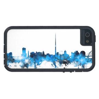 Dublin Ireland Skyline Tough Xtreme iPhone 5 Case