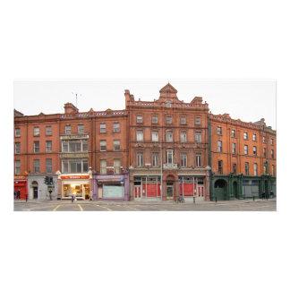 Dublin Panorama Photo Card