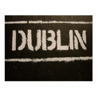 Dublin Postcards