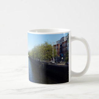Dublin River Liffey Bridge Mug