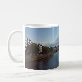Dublin River Liffey Landscape Mug