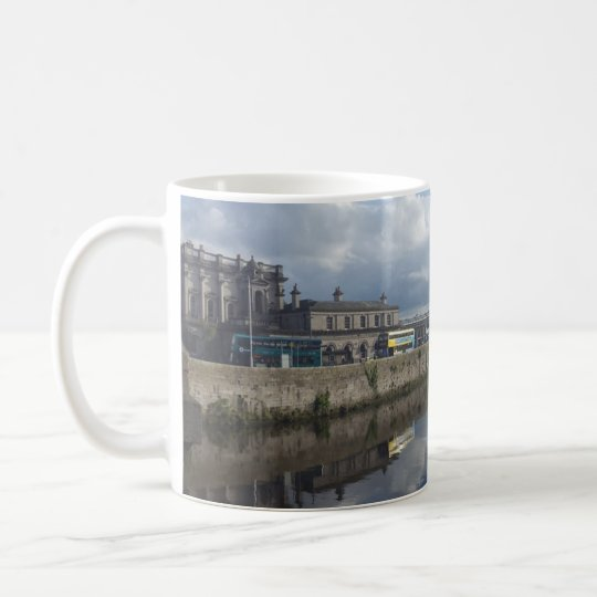 Dublin Riverbank Reflection Mug