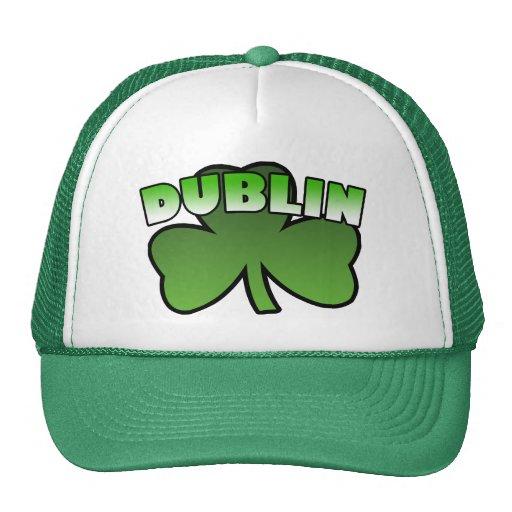 Dublin Shamrock Hat
