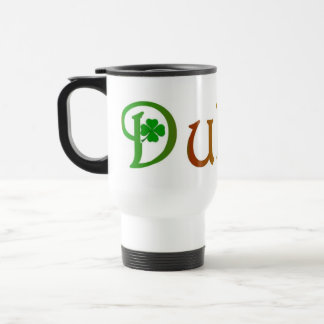 Dublin Travel Mug
