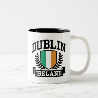 Dublin Two-Tone Coffee Mug